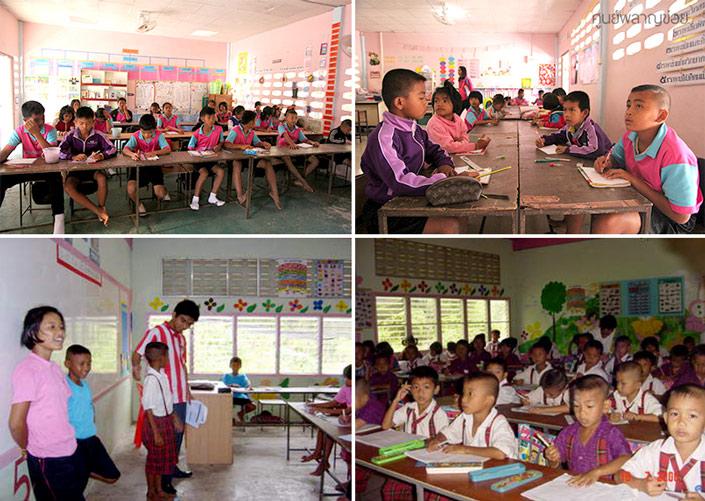 โครงการอบรมส่งเสริมทักษะวิชาภาษาไทย